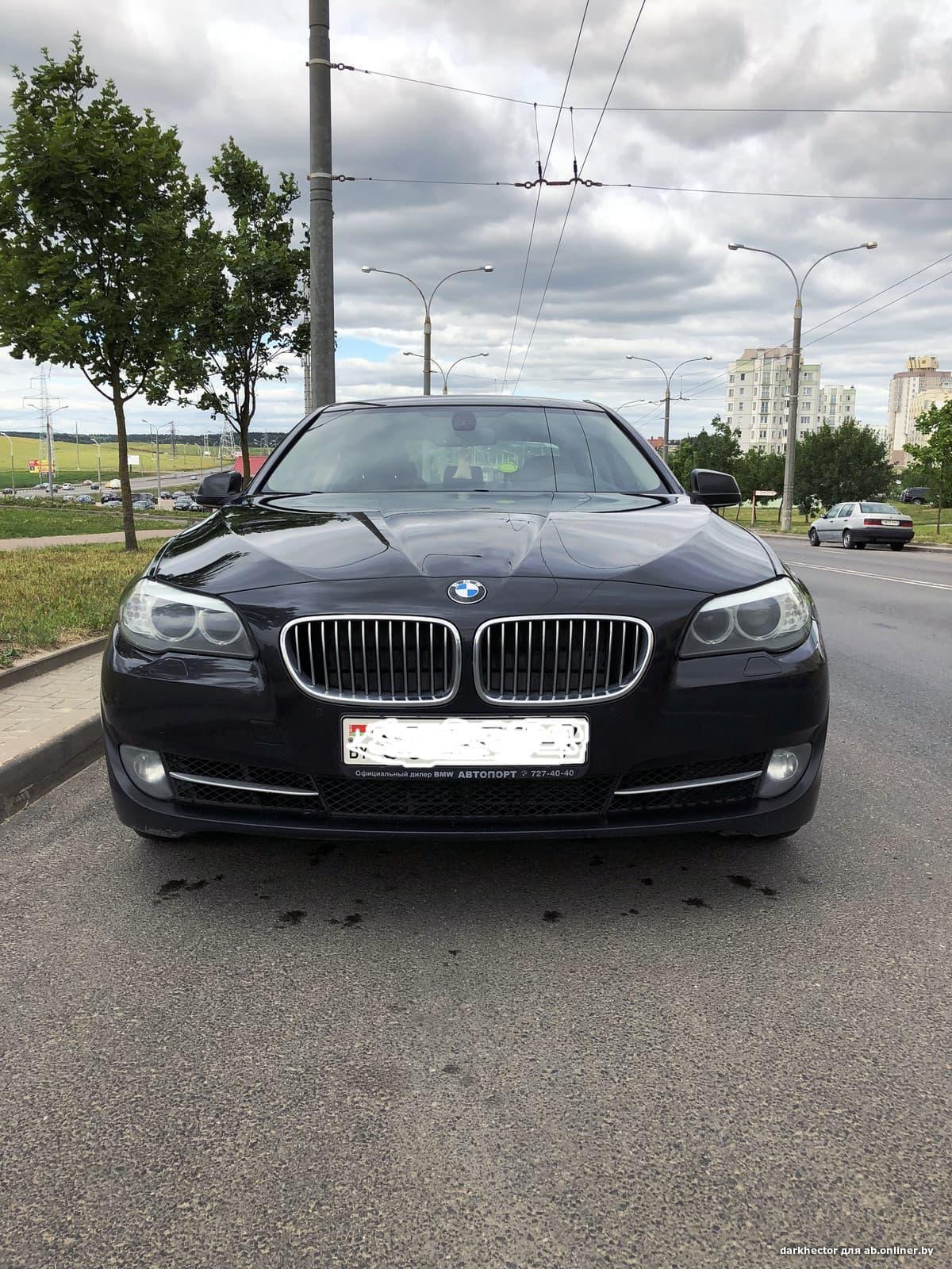 BMW 528 245 л.с