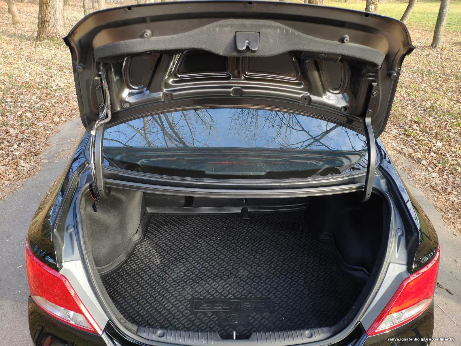 Hyundai Solaris Comfort Plus