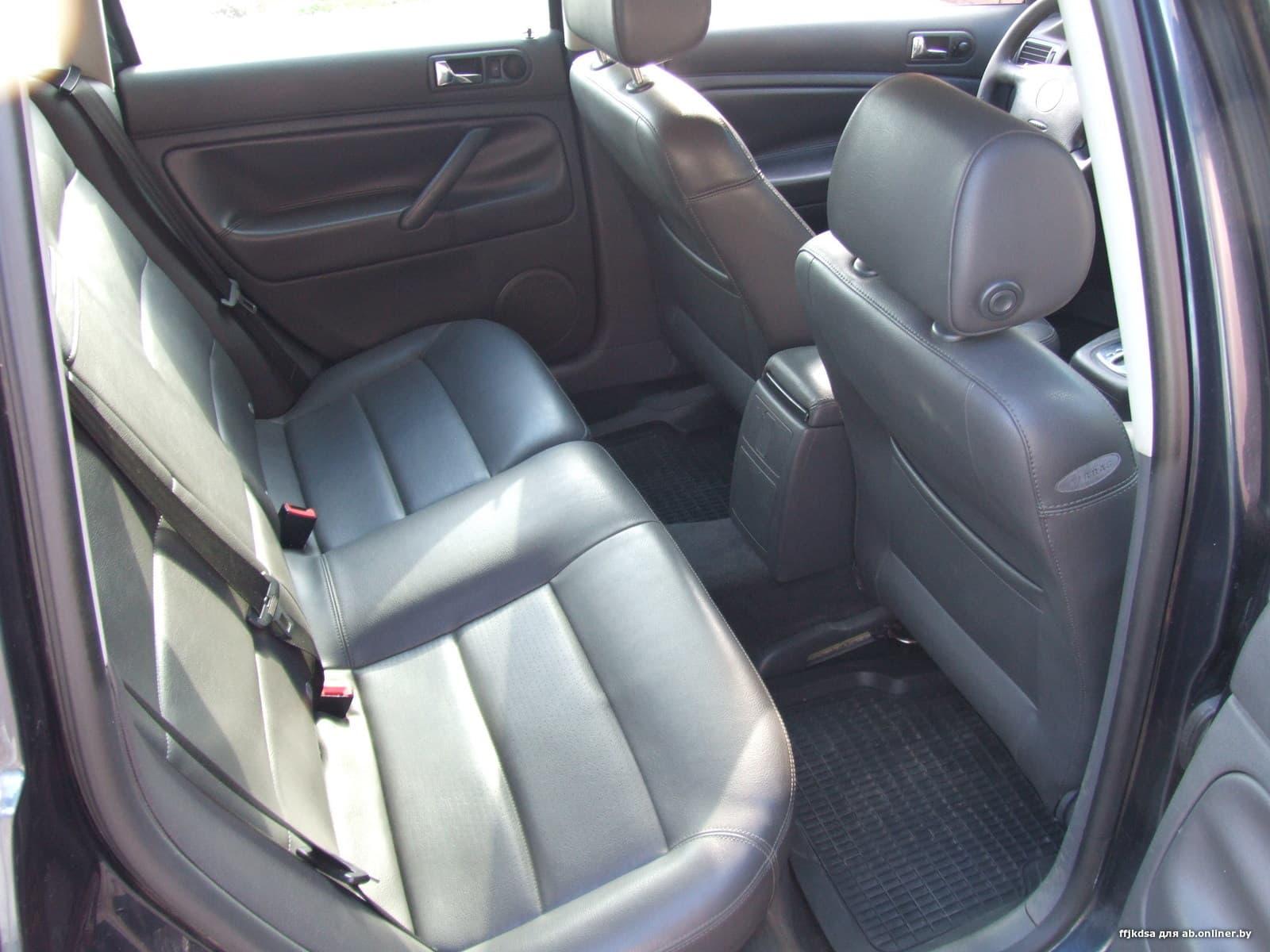 Volkswagen Passat Б5