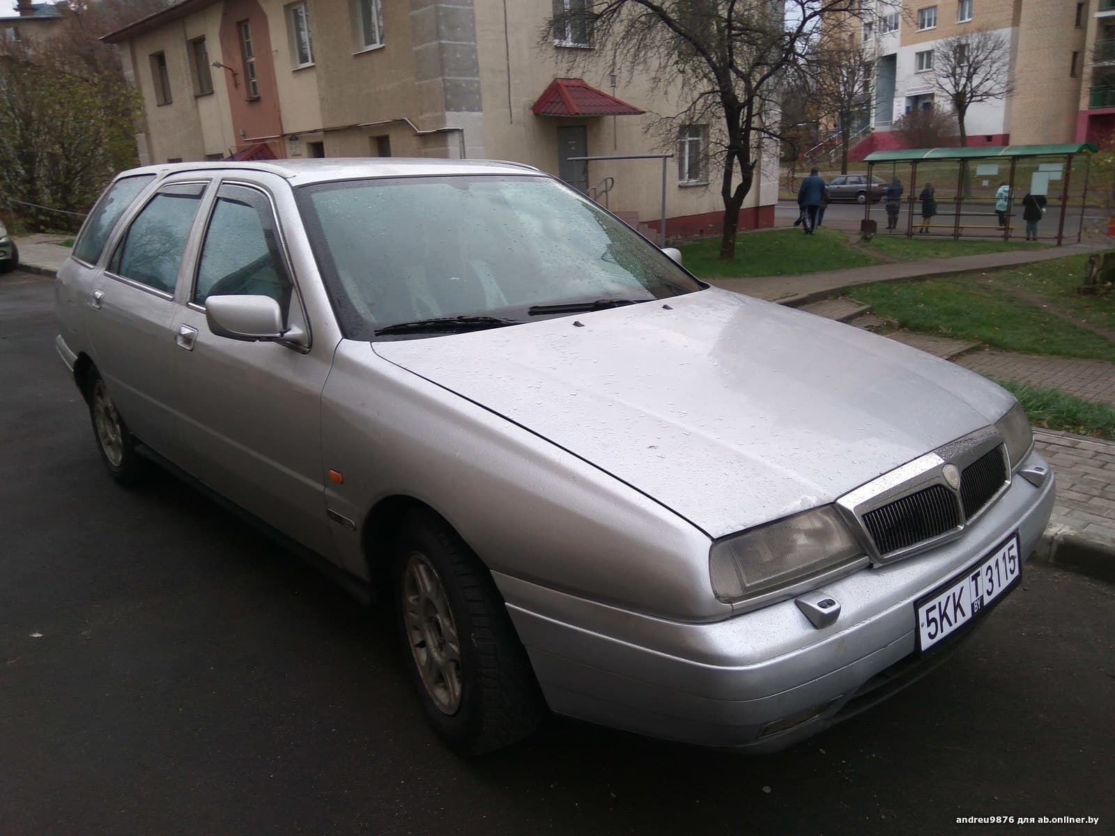 Lancia Kappa JTD