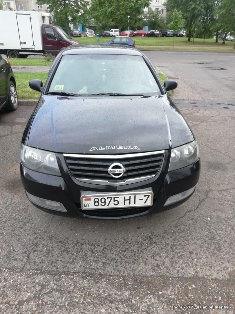 Nissan Almera сlassic