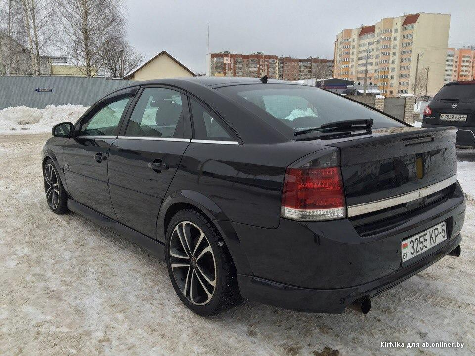 Opel Vectra OPC-line