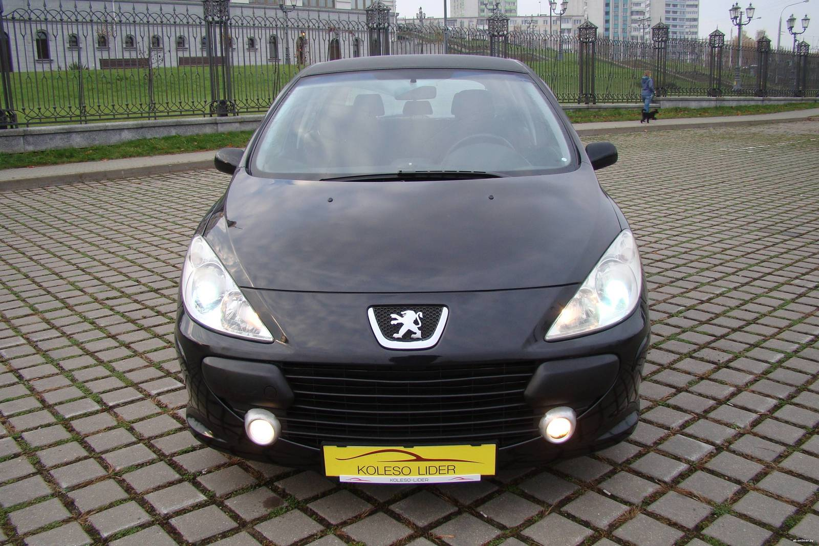 Peugeot 307 I (рестайлинг) 2.0