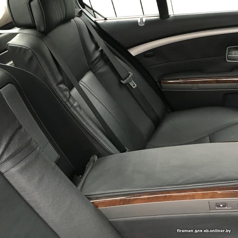 BMW 750 Е66