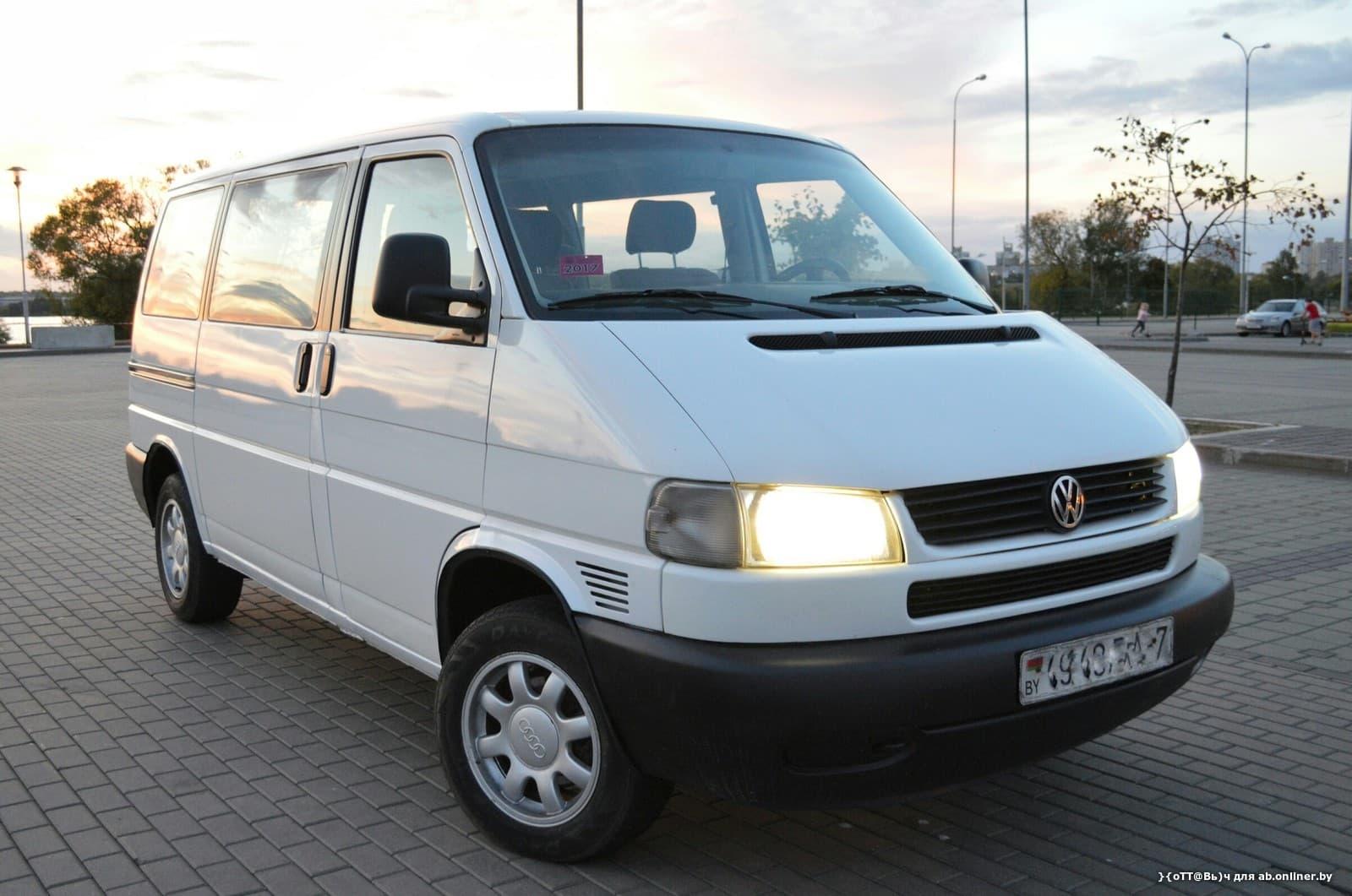 Volkswagen T4 Caravelle acv