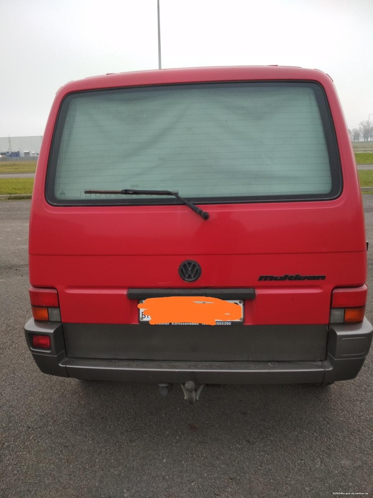 Volkswagen T4 Multivan