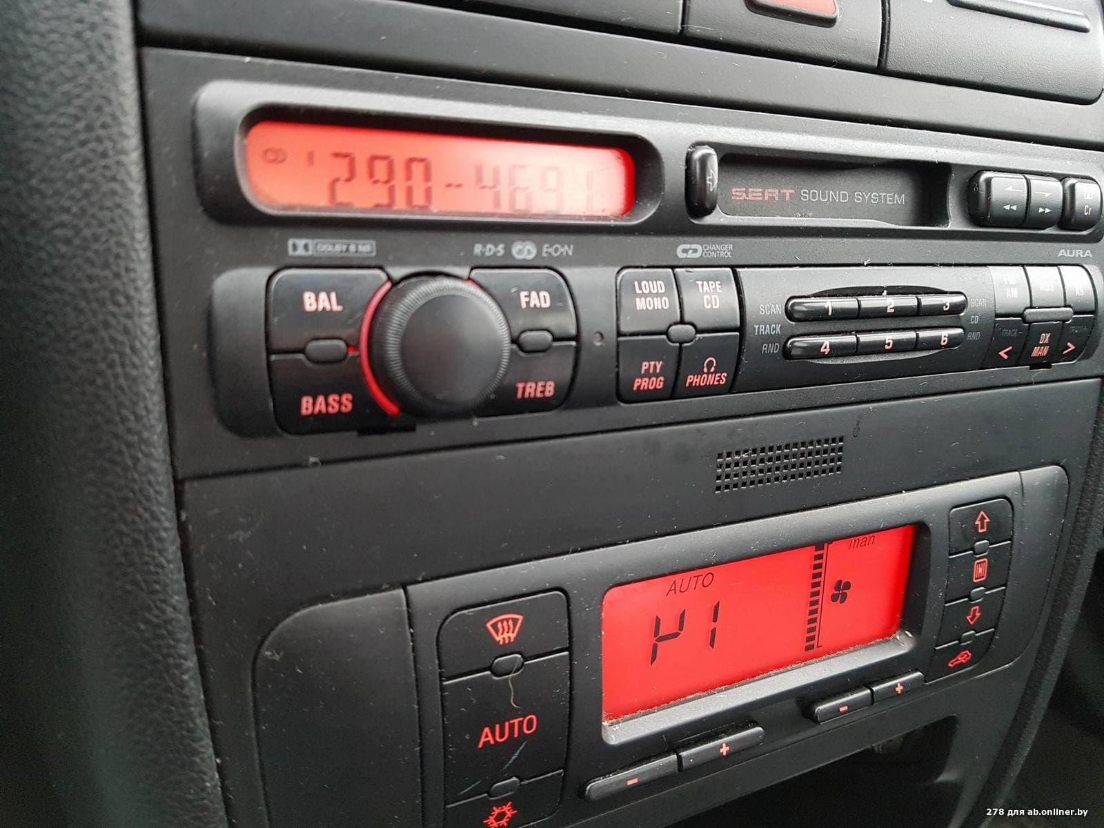 Seat Toledo 2  1.9TDI