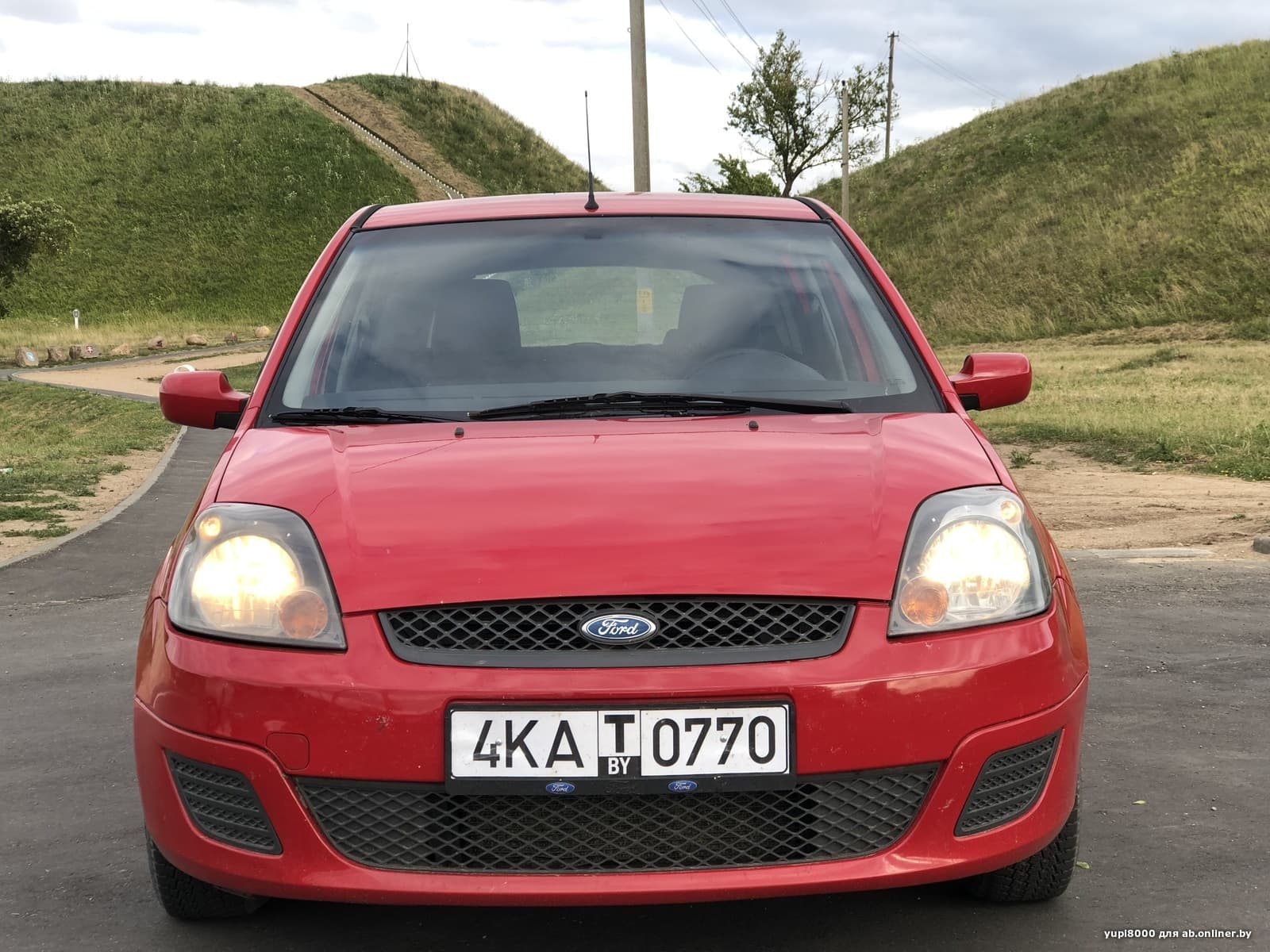 Ford Fiesta cl