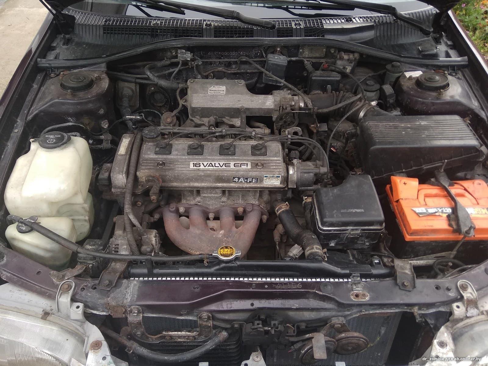 Toyota Carina E GLi