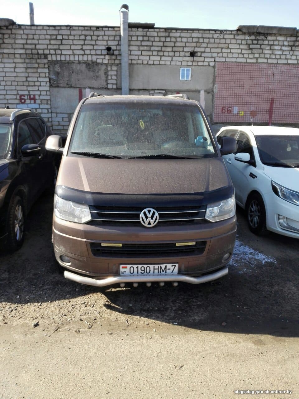 Volkswagen T5 Multivan Long