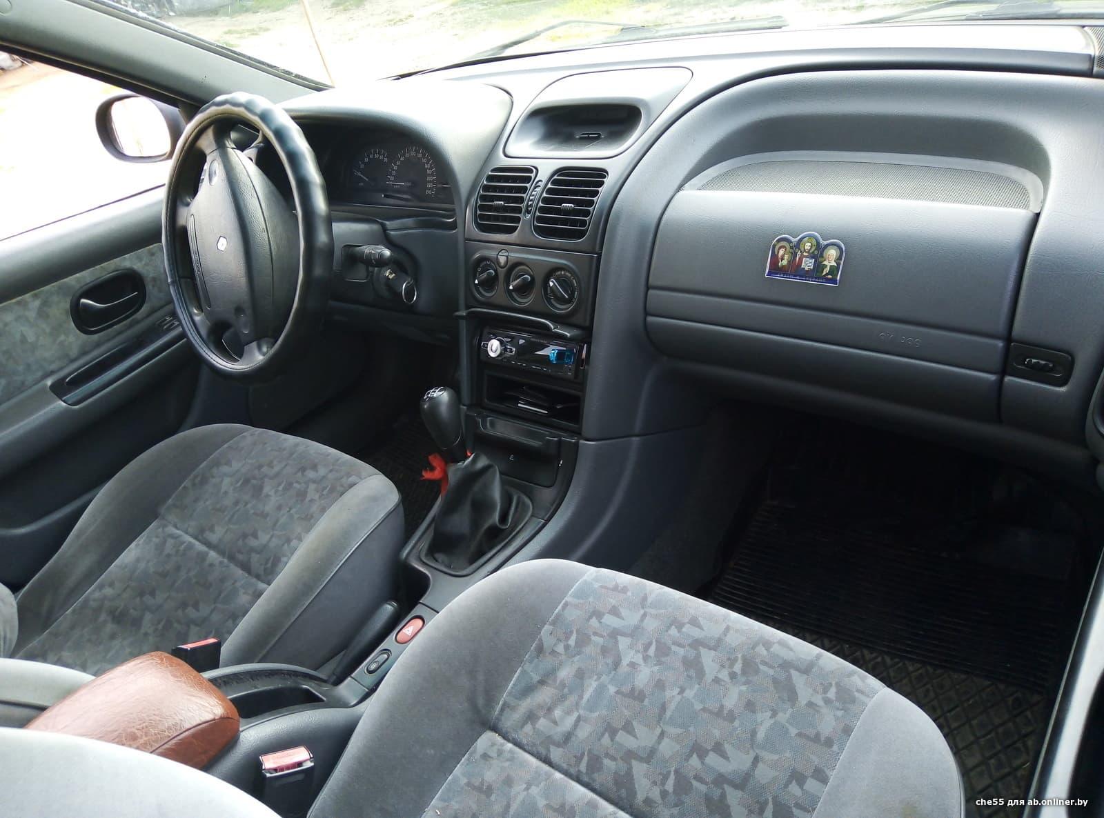 Renault Laguna Td