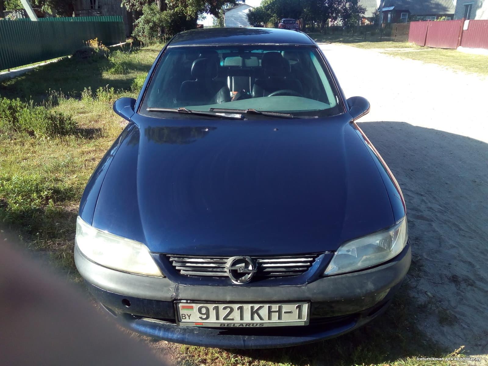 Opel Vectra Дтл