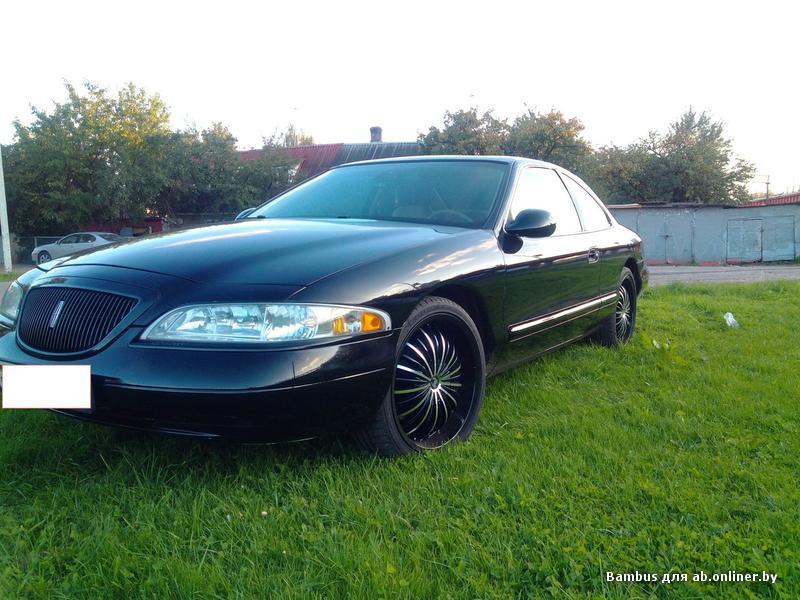 Lincoln Mark VIII LSC