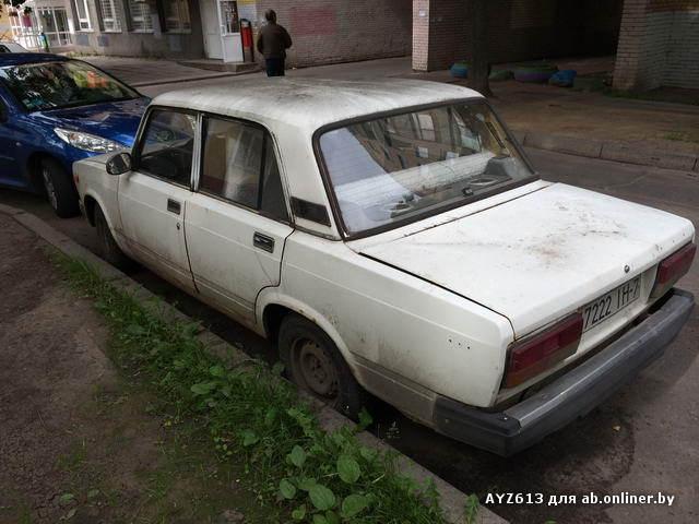 ВАЗ (Lada) 2107