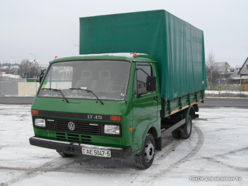 Volkswagen LT 45 TD