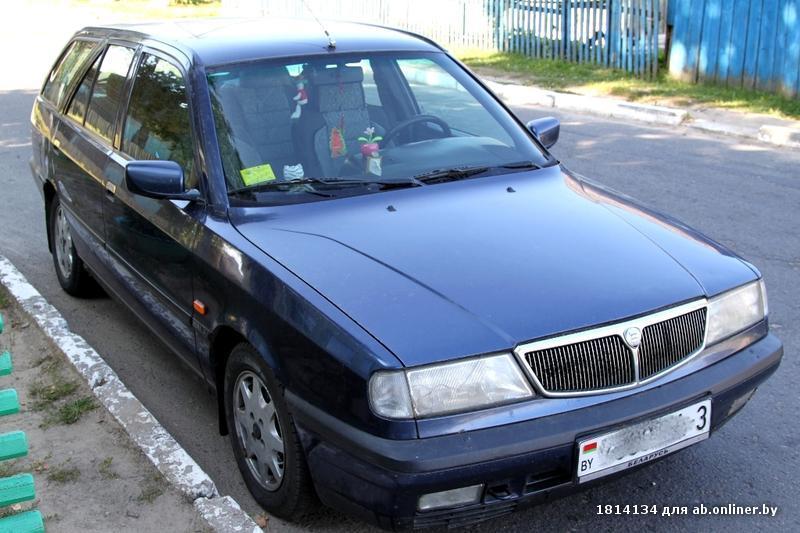 Lancia Dedra TDS