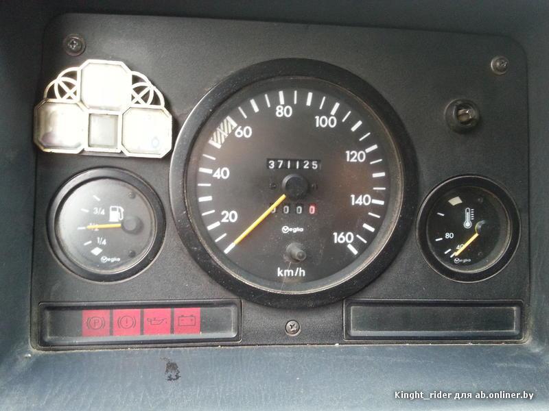Mercedes MB100 D
