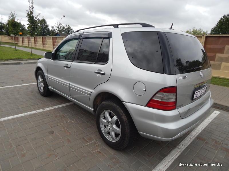 Mercedes ML500