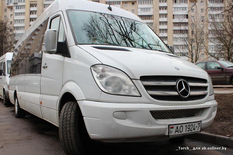 Mercedes Sprinter 313CDi