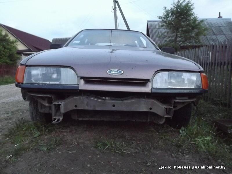 Ford Scorpio :)