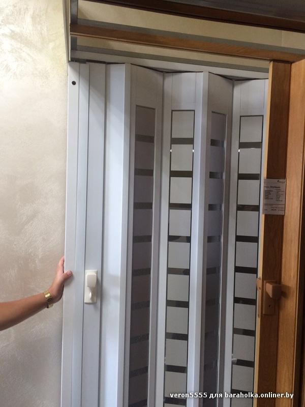 Двери гармошка - барахолка onliner.by.