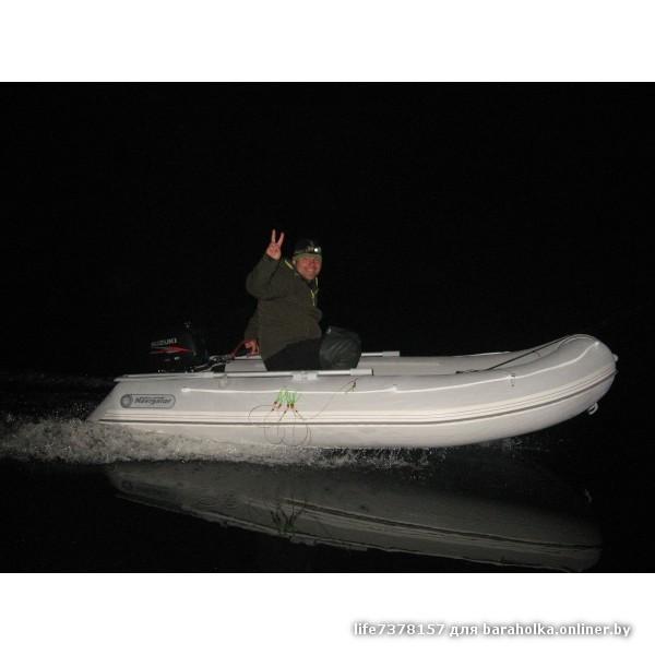 4-х местная лодка navigator