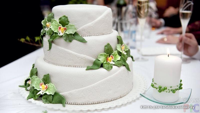 Свадебные торты картинки