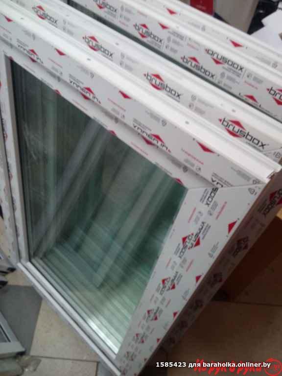 Распродажа готовых окон пвх, алюминиевых балконов, дверей вх.