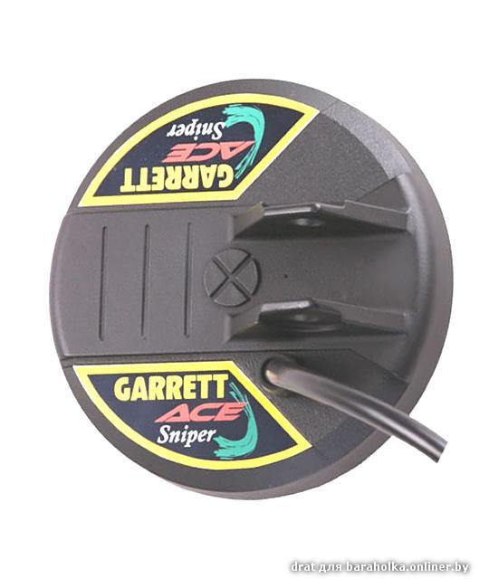 Снайперская катушка для приборов garrett ace напрокат - бара.