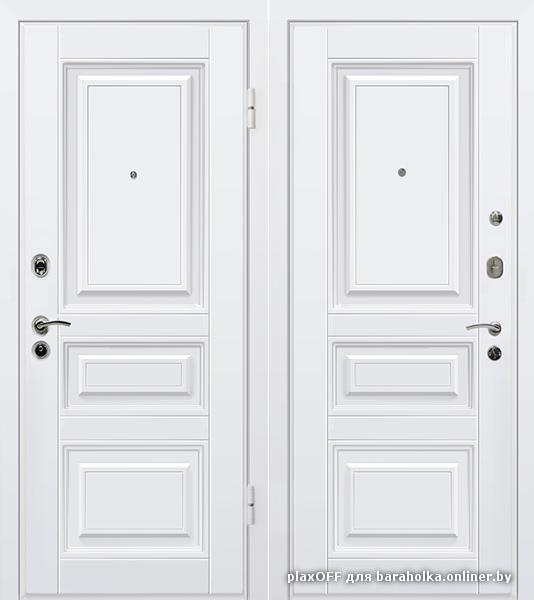 двери входные белые цены