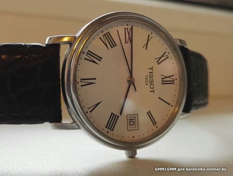 Tissot часы в новосибирске