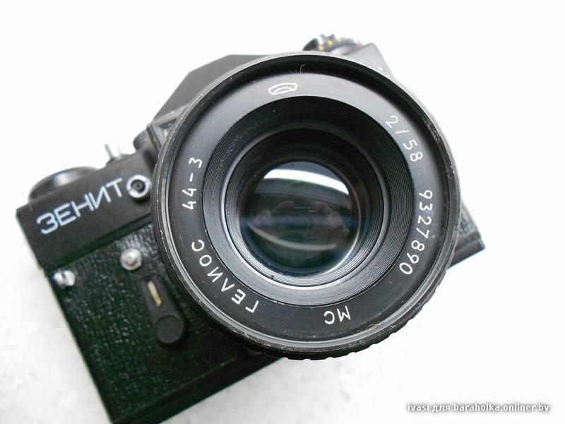 Объектив Зенит МС Гелиос 40-2Н Nikon 85 mm F/1.5