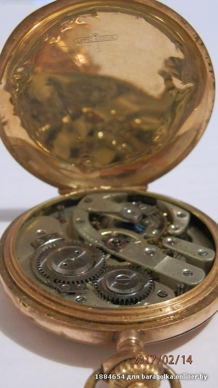 Часы : Часы карманные LOUIS GRISEL