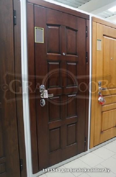 металлические двери по