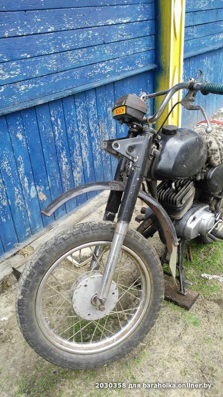 году мотоцикл минск 1993 года читал статью