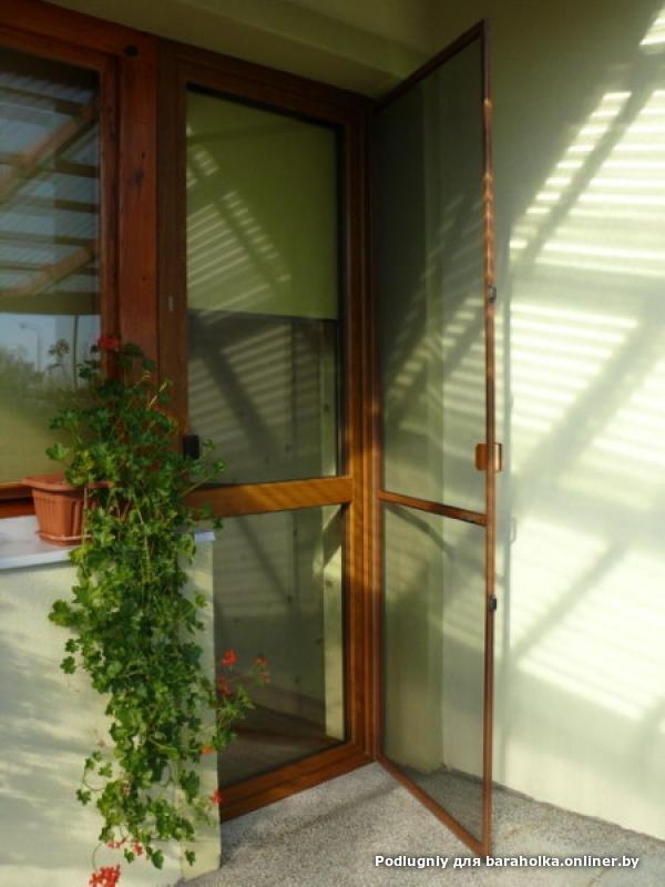 Москитные сетки дверные на петлях - барахолка onliner.by.
