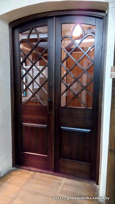 нестандартные двери входные из массива