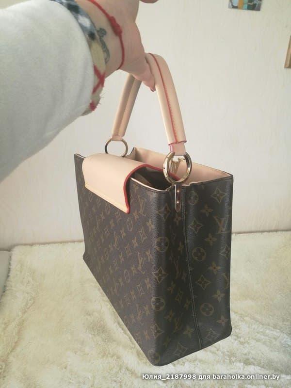 d3b074f61609 Продам сумку LOUIS VUITTON, б/у 1 месяц, хорошее состояние. Разместить  объявление
