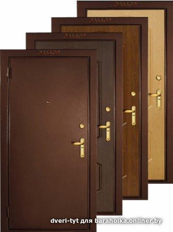 двери металл входные на заказ