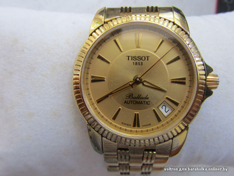 TISSOT BALLADE Watches TISSOT official website