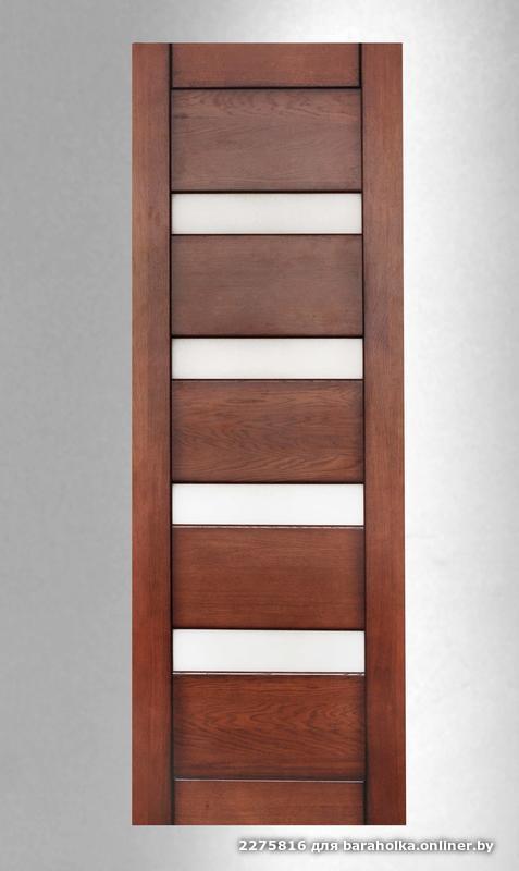 производство входной двери из массива дерева на заказ