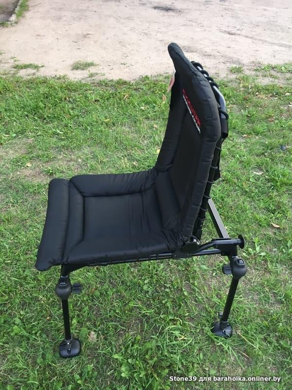 Кресло для рыбалки с телескопическими ножками