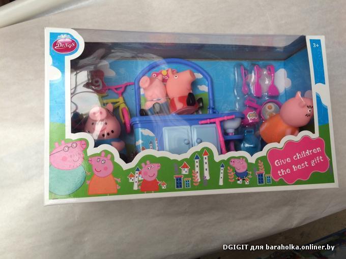 Игровые наборы свинка Пеппа - Ваше все