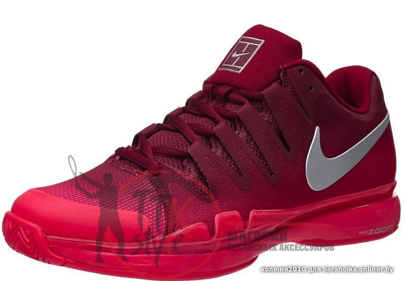 Теннисные кроссовки женские NIKE ZOOM VAPOR 9.5 TOUR - Барахолка ... ce40b047d0fe9