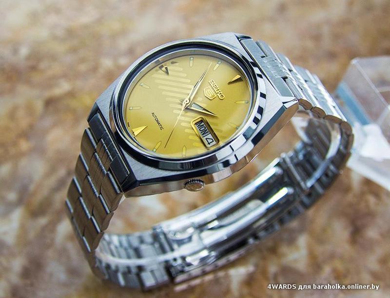 Часы seiko 5 automatic 7009
