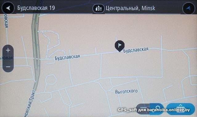 Установка GPS карт на навигаторы TomTom, Renault Carminat