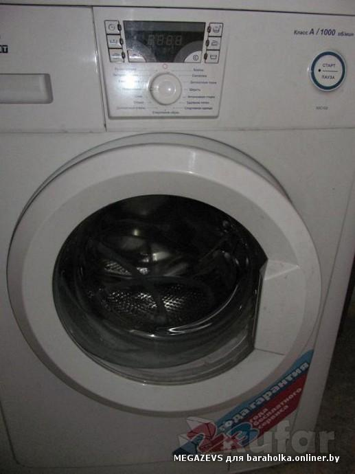 Атлант 50с102 стиральная машина инструкция