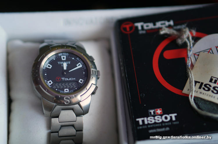 TISSOT T-TOUCH EXPERT SOLAR T0914204705100
