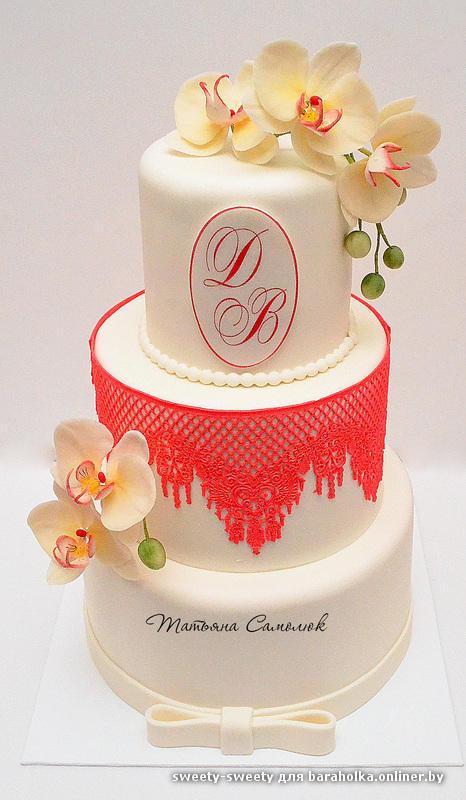 Картинки-свадебный торт фото 6