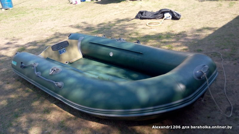 купить моторную лодку кайман 330